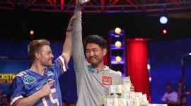 Tony Miles Apologizes to John Cynn for Slowroll Accusations Following Final Hand in WSOP Main Event