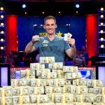 Justin Bonomo won the 2018 WSOP Big One for One Drop for $10 million to become poker's all-time winningest tournament player. (Image: wsop.com)