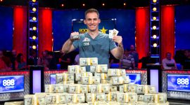 Justin Bonomo Beats Fedor Holz to Win $10 Million Prize in WSOP Big One for One Drop, Becomes All-Time Winningest Player