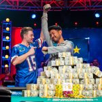 John Cynn is taking things slow after scoring $8.8 million for his WSOP Main Event win. (Source: Play USA)