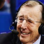 Brent Musburger is expected to be part of a new sports betting show on the Fox Network. (Source: KABC)