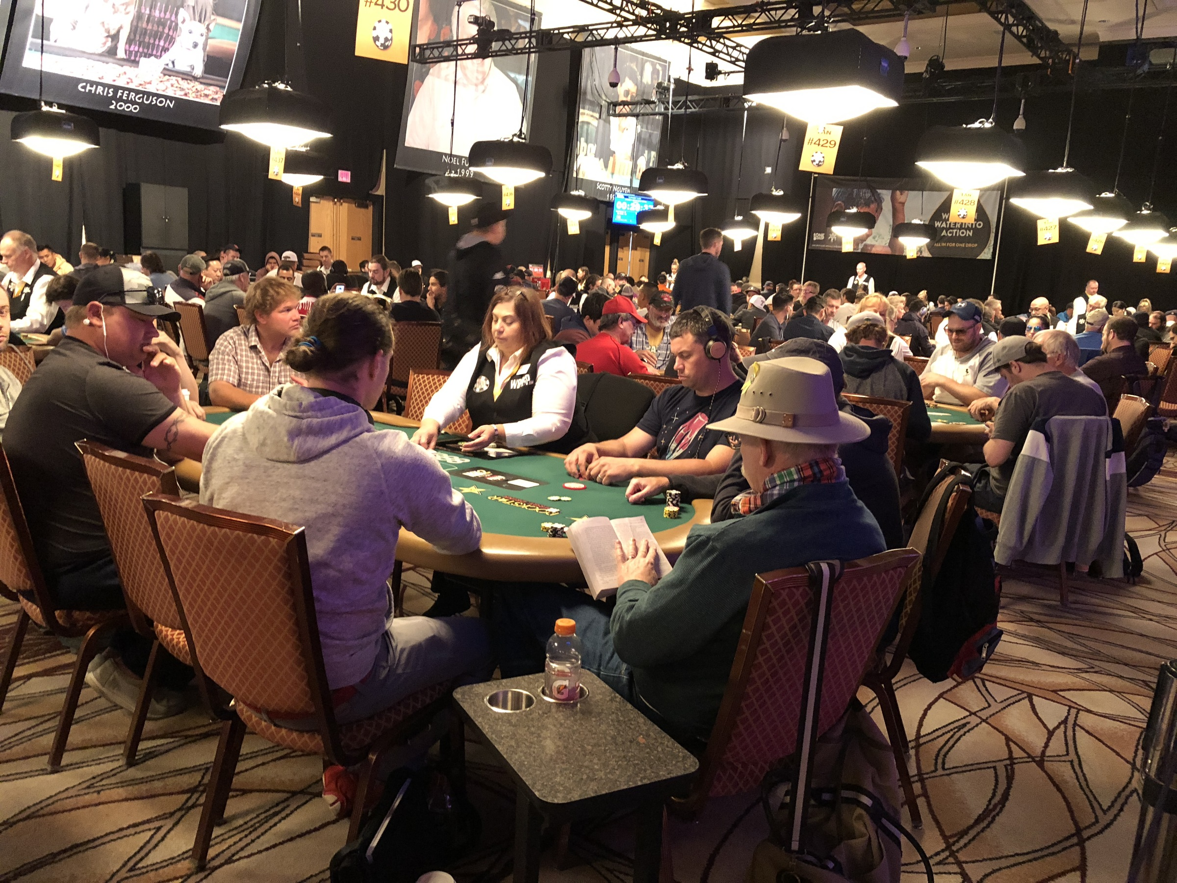 2018 WSOP Main Event