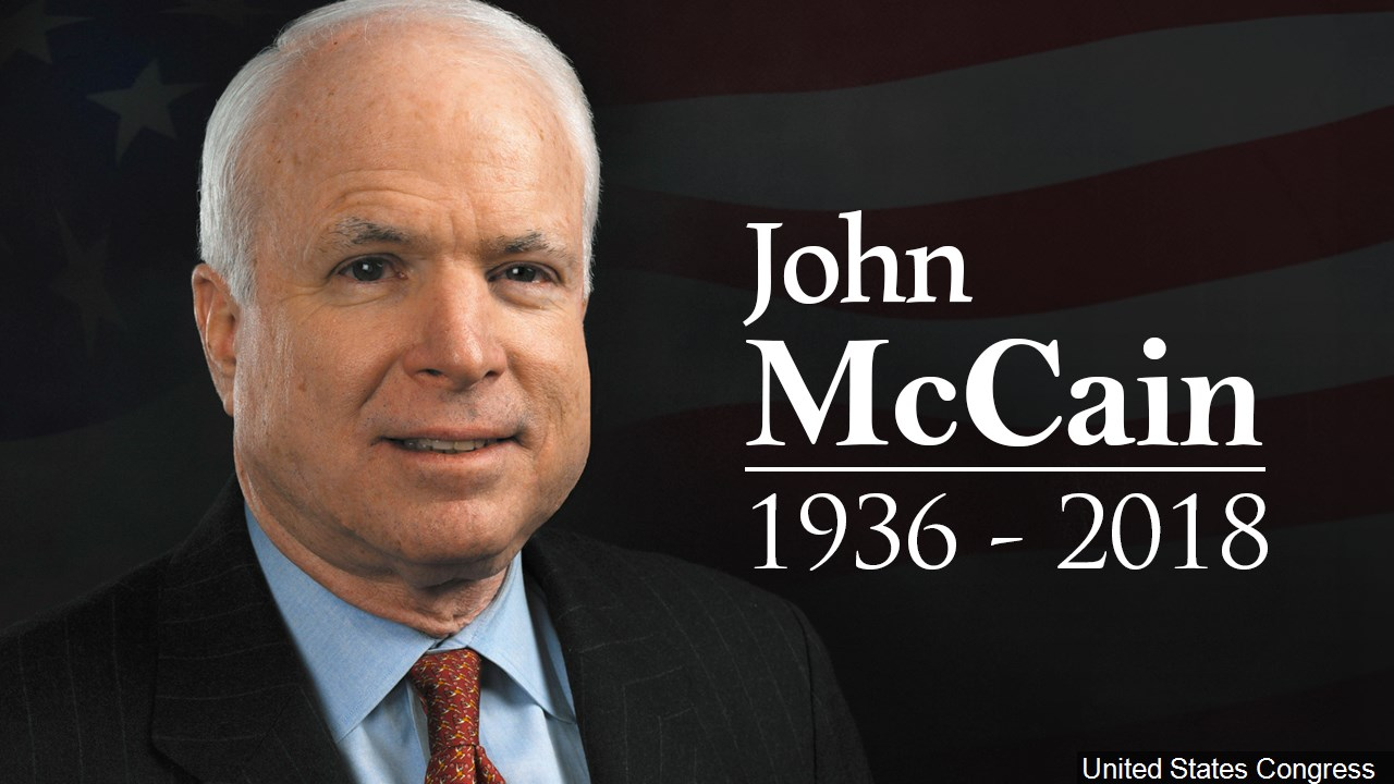 John McCain war hero