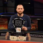 Brandon Eisen is the champion of the 2018 Seminole Hard Rock Poker Open and won $771,444. (Image: seminolehardrockpokeropen.com)