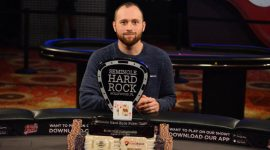 Brandon Eisen Outlasts Tough Final Table to Scoop SHRPO Championship for $771,444