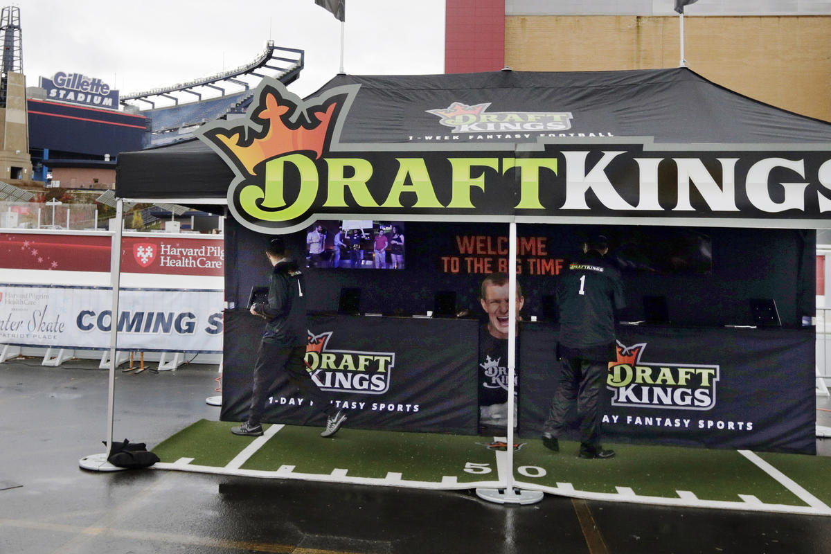 DraftKings mobile betting New Jersey