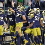 College Football Opening Weekend: Notre Dame, Auburn, Miami Favored in Key Early Season Matchups