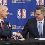 MGM Resorts Signs Deal to Become Official Gaming Partner of the NBA