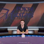 The 2018 Poker Masters is scheduled for September 7 in Las Vegas. Can anyone stop last year's champion Steffen Sontheimer? (Image: mysocialpoker.com)