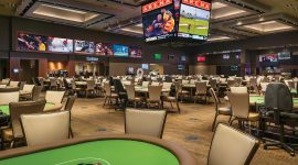 Arizona State Poker Championship Cancelled After Monsoon Knocks Out Power