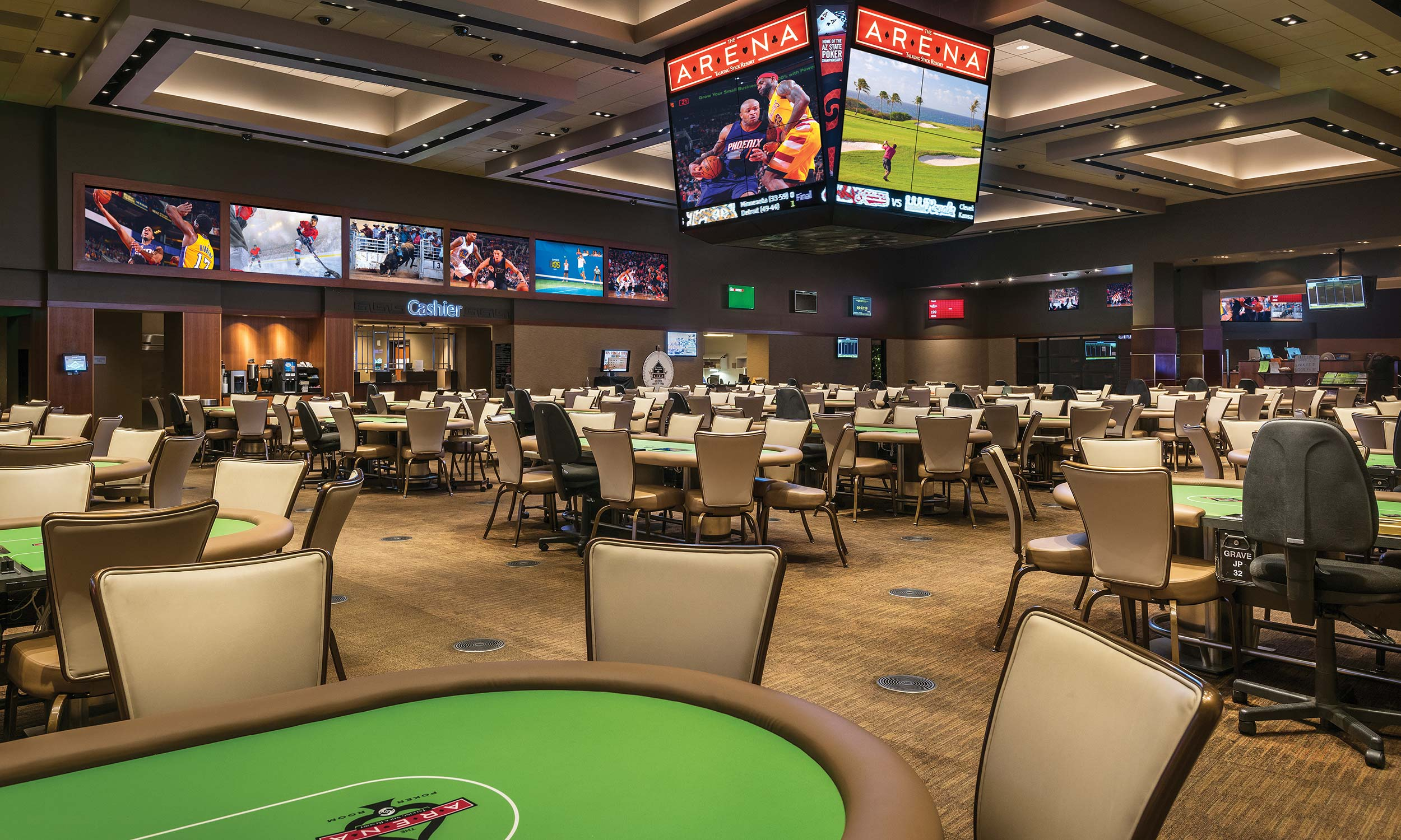 River Rock Poker Room