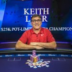 Keith Lehr Scoops $25K PLO Poker Masters Event, Third Straight Final Table for Brandon Adams