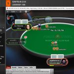 Liv Boeree finished second in Event #43 to become one of top performing PokerStars pro in this year's WCOOP. (Image: Twitch/Lex Veldhuis)