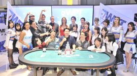 Shingo Endo Tops 322 Entrants to Win Second Ever WPT Japan Main Event