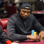 Will Givens has the chip lead as the WPT Maryland Live final table begins. (Image: wpt.com)