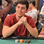 Imsirovic showed up to the WPT Borgata looking casual and playing with confidence. (Image: Borgata Poker Open Blog)