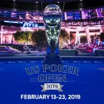 US Poker Open to Return in 2019, Short Deck Tourneys Included