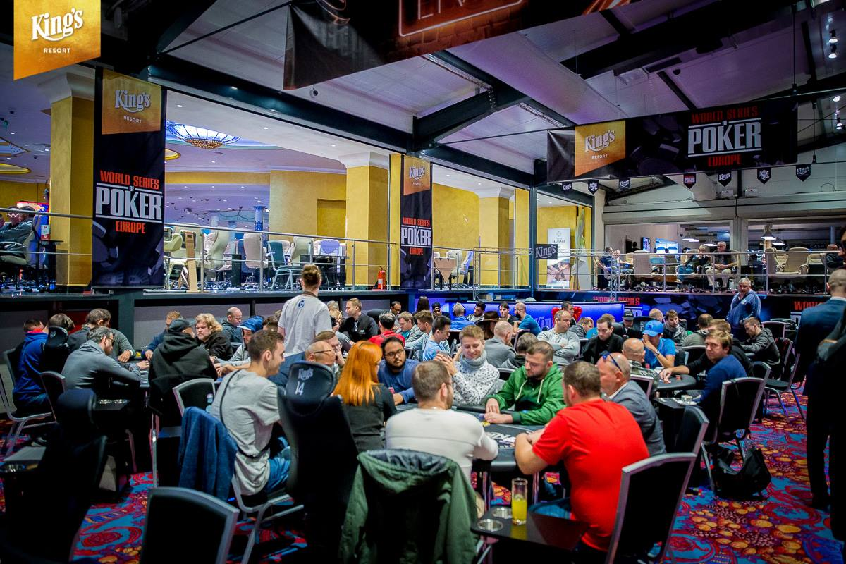 WSOP Europe Colossus
