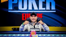 WSOP Europe: Hanh Tran Wins €550 PLO for Second Bracelet of 2018