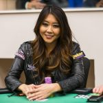 Maria Ho, seen her at the Bay 101 Shooting Star event in 2016, has won the latest 2018 WPTDeepStacks event in Johannesburg. (Image: WPT)