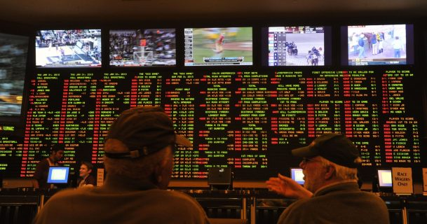 Sports Betting Online Casino Games And Poker Entertainment