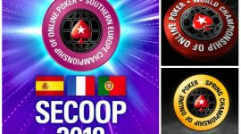 PokerStars Launching SECOOP Tournament Series for Players in France, Spain, and Portugal