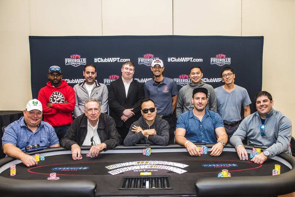 WPTDeepStacks Houston final table