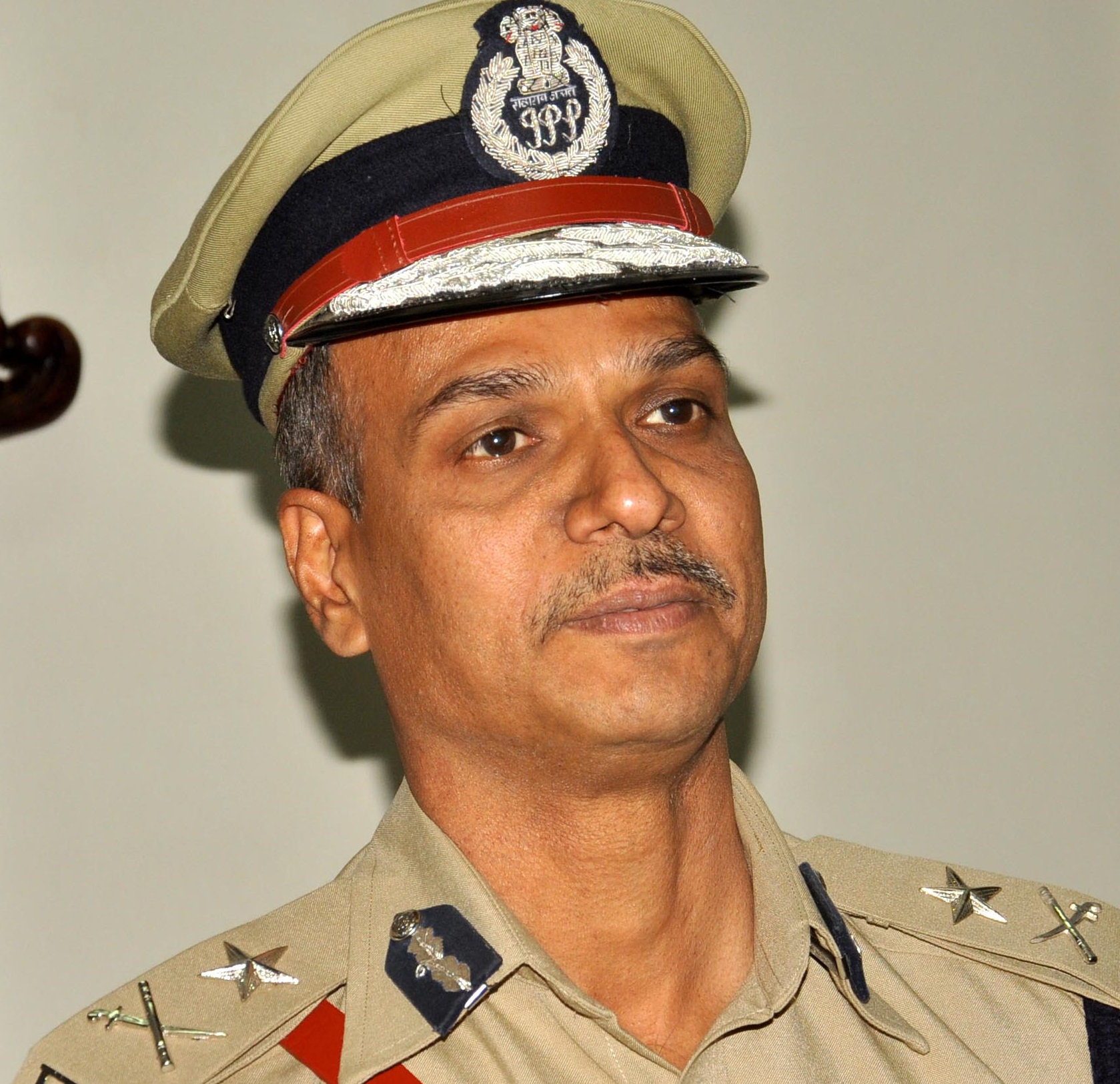 Additional Commissioner of Police Alok Kumar.