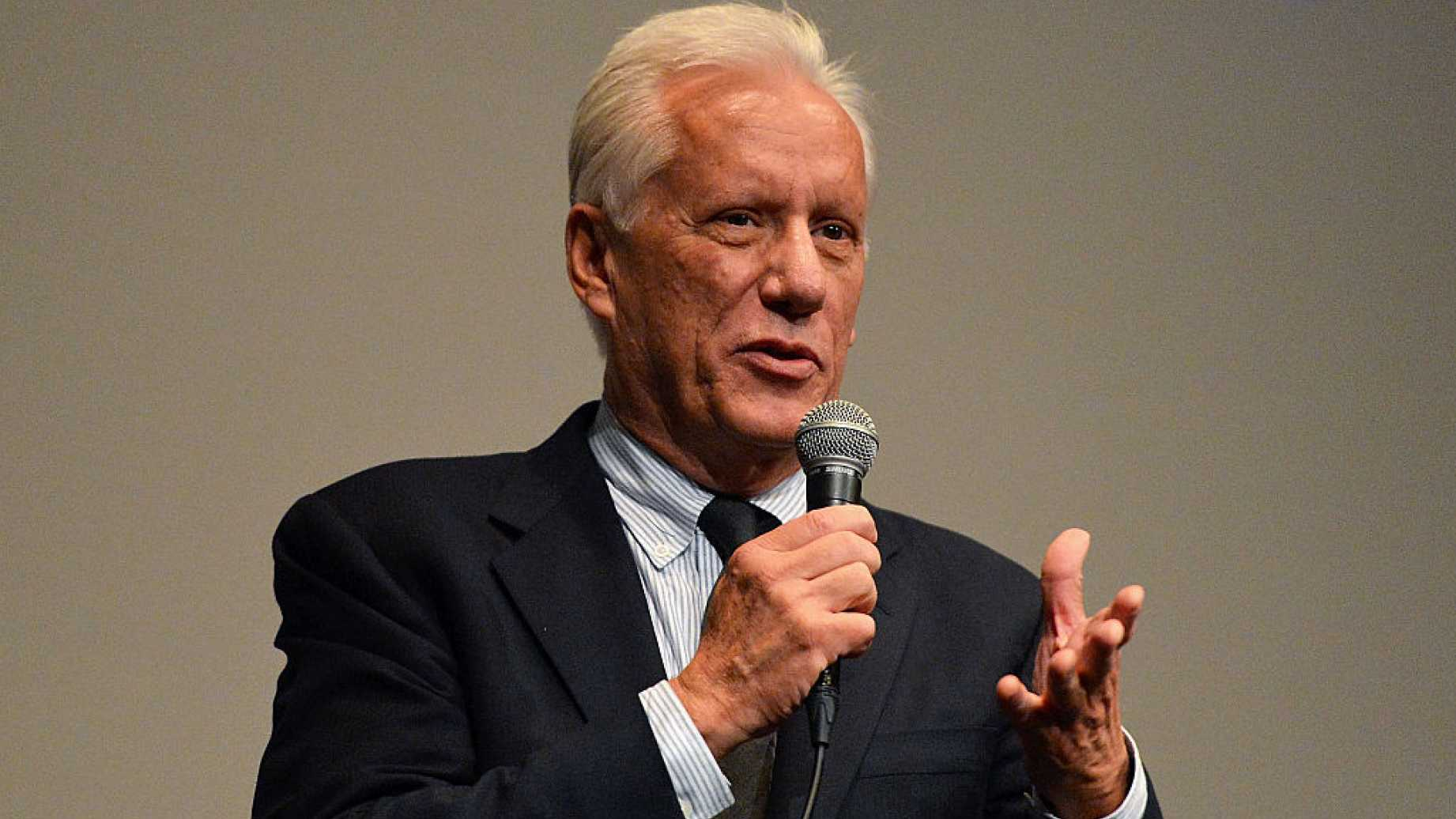 James Woods California fires