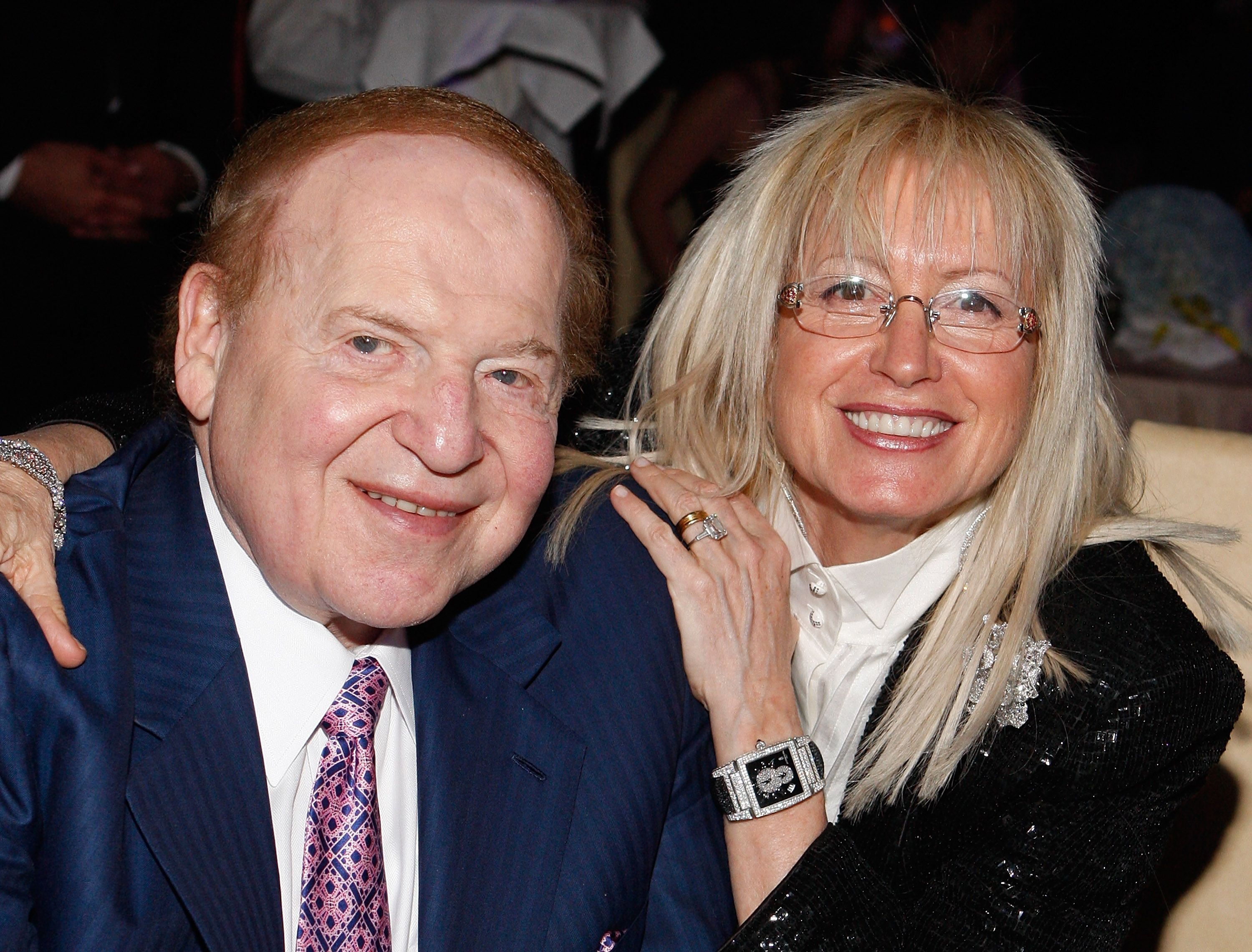 Miriam Adelson to Receive Presidential Medal of Freedom