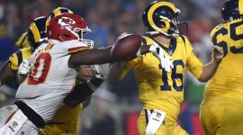 Poker Players in Awe Over Historic Chiefs-Rams Monday Night Football Thriller