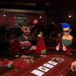 PokerStars VR launched on a variety of virtual reality platforms last week, with users giving the interactive poker program rave reviews. (Image: PokerStars/Lucky VR)
