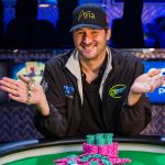 Phil Hellmuth Wins $23K Prop Bet by Returning Serve, Scoring Point off Tennis Pro (VIDEO)