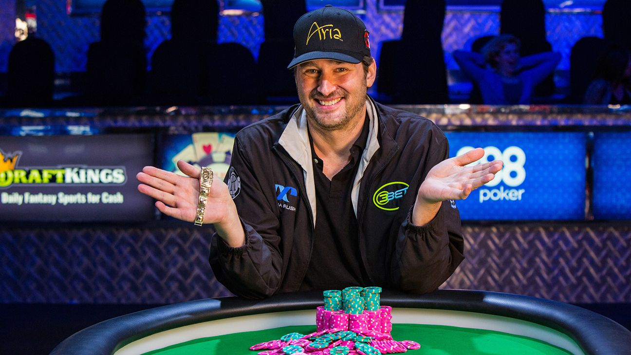 Phil Hellmuth prop bet