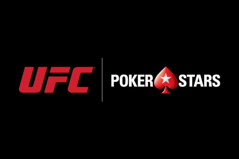 PokerStars UFC sponsorship