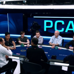 PCA Main Event Down to Final 20, Four Players Over 100 Big Blinds
