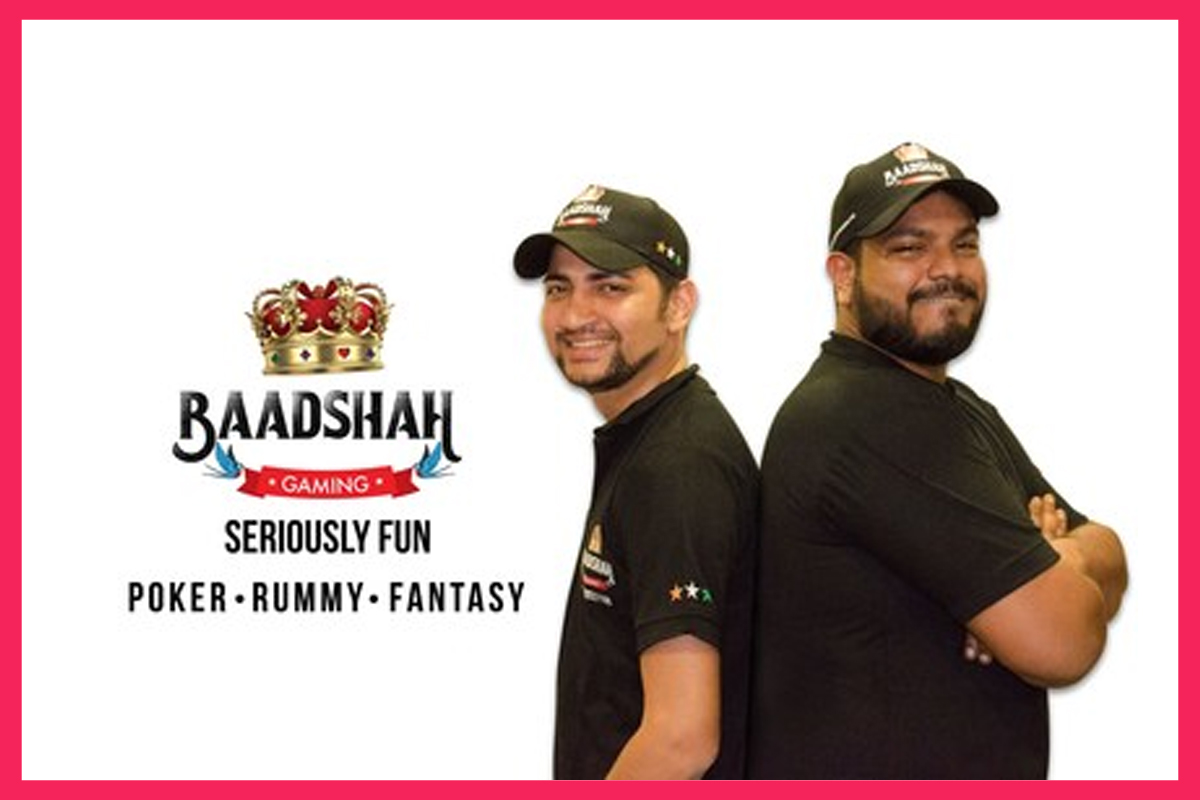 Baadshah Gaming Indian online poker site
