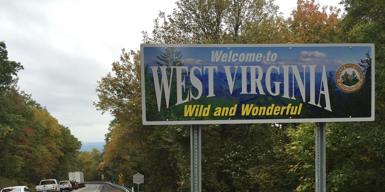 West Virginia online poker