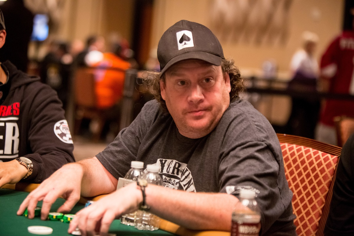 Gavin Smith WSOP poker