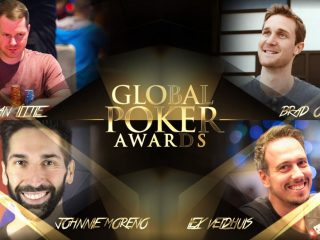 Global Poker Awards Recap: Sarcastic Brad Owen Rewarded in the End