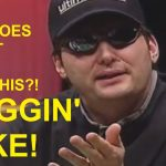 'Poker Brat' Phil Hellmuth is Apparently an Expert on Managing Emotions