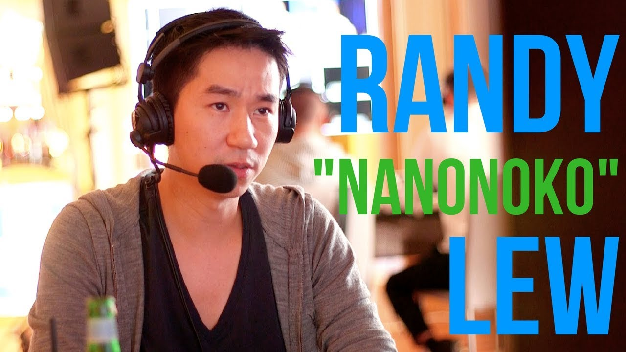 Randy Lew pokerstars poker nanonoko