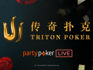 Triton Poker Super High Roller Series Signs Partypoker Live as Tour Partner