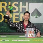 Records Fall, Guinness Flows and Weijie Zheng Wins Irish Poker Open Main Event