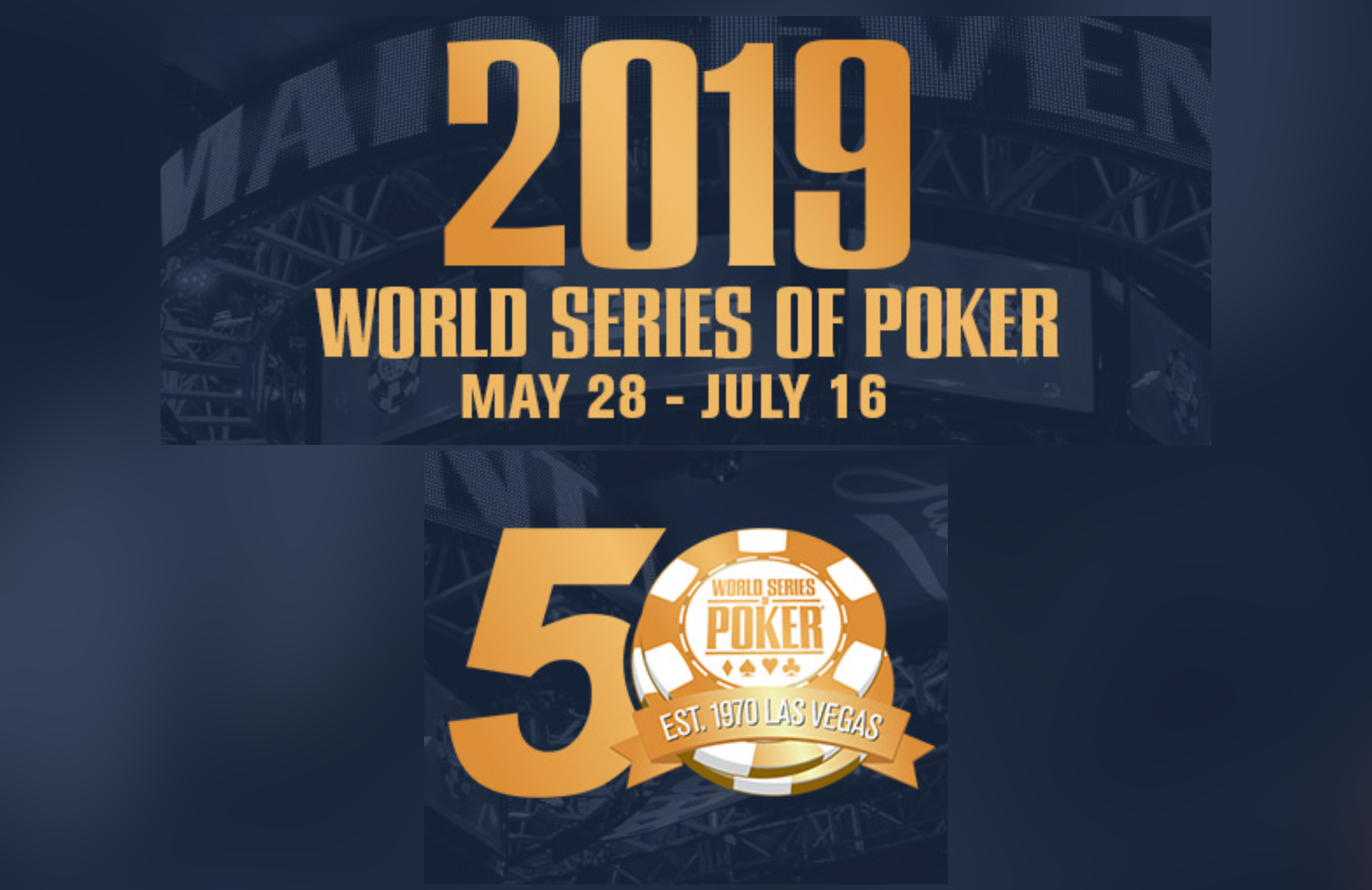 First 2019 WSOP Bracelet Event Kicks Off In Exactly One Week