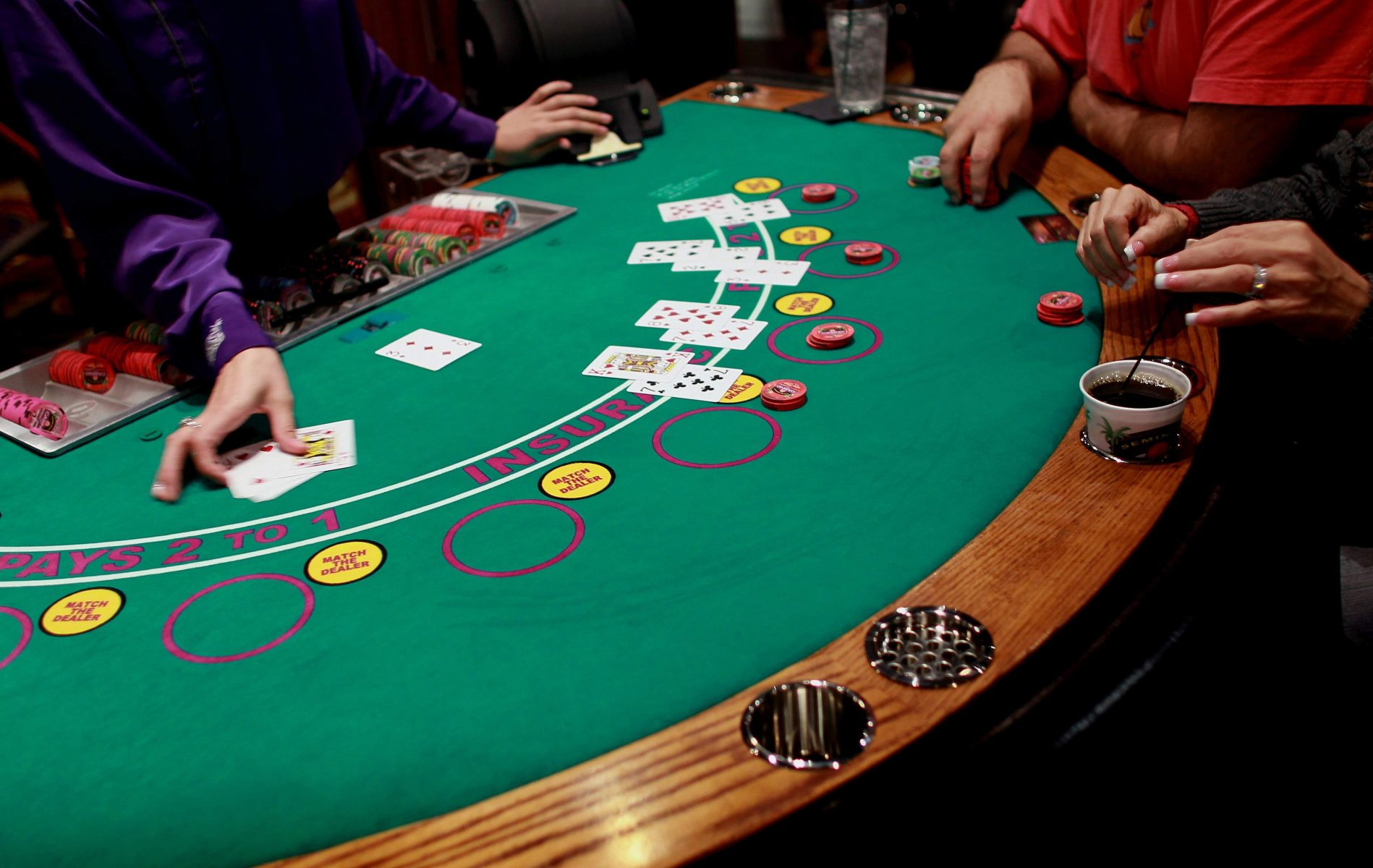 Best Casino To Play Blackjack In Vegas