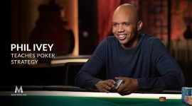 Learn from the GOAT: Phil Ivey Teaches Poker Strategy MasterClass