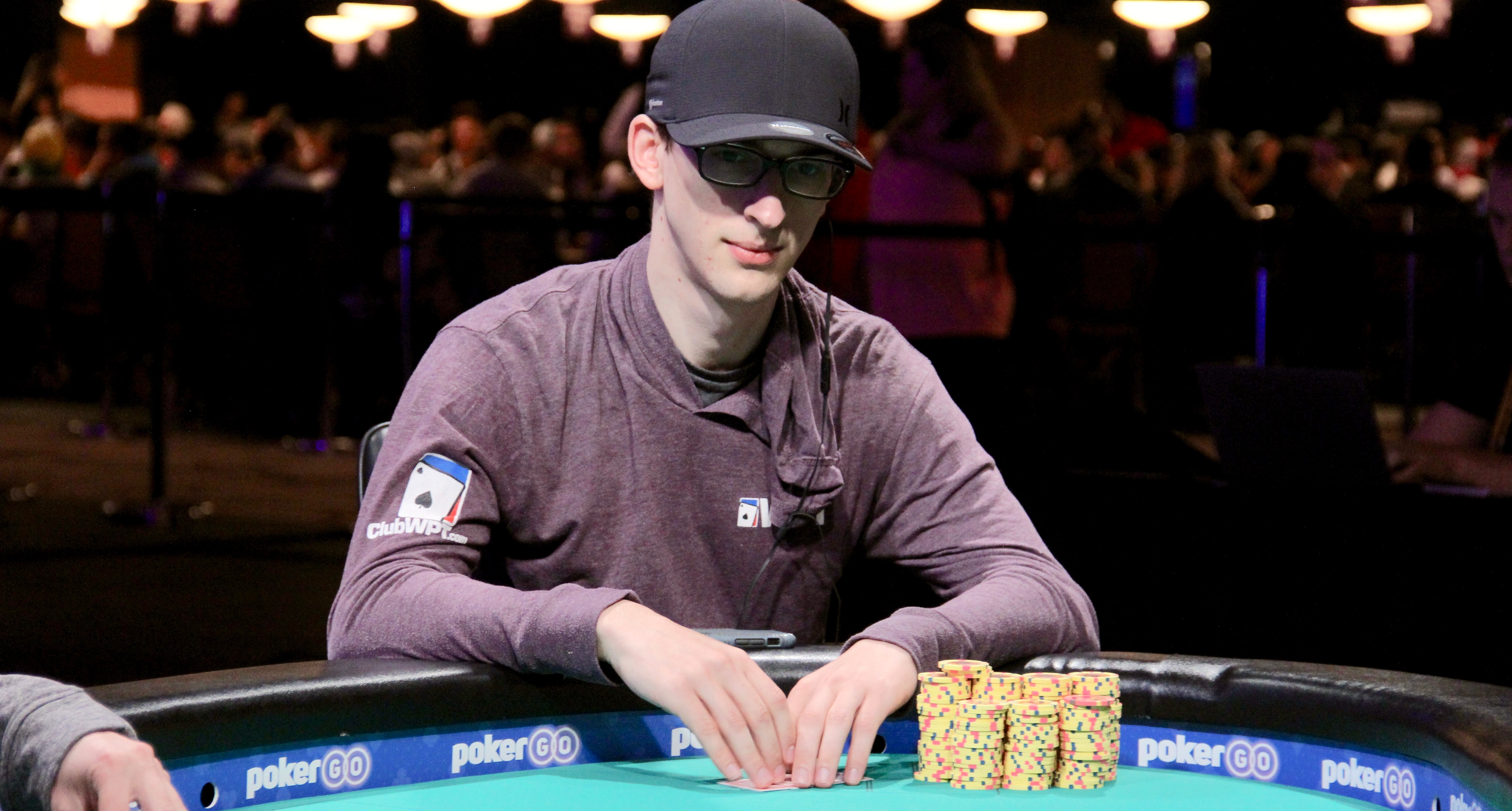 Dan Zack Continues Surprise Wsop Poy Dominance In 10k Razz