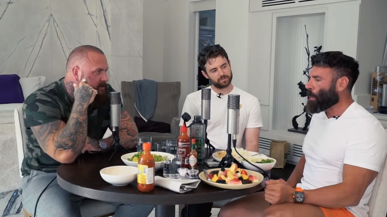 Dan Bilzerian podcast