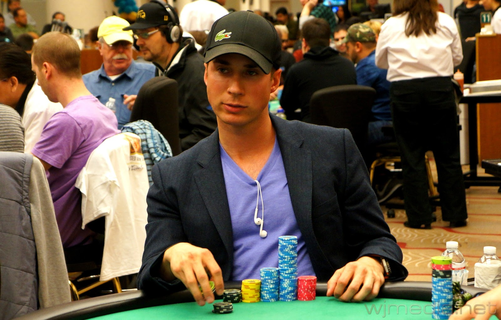 Jeff Gross Triton Poker